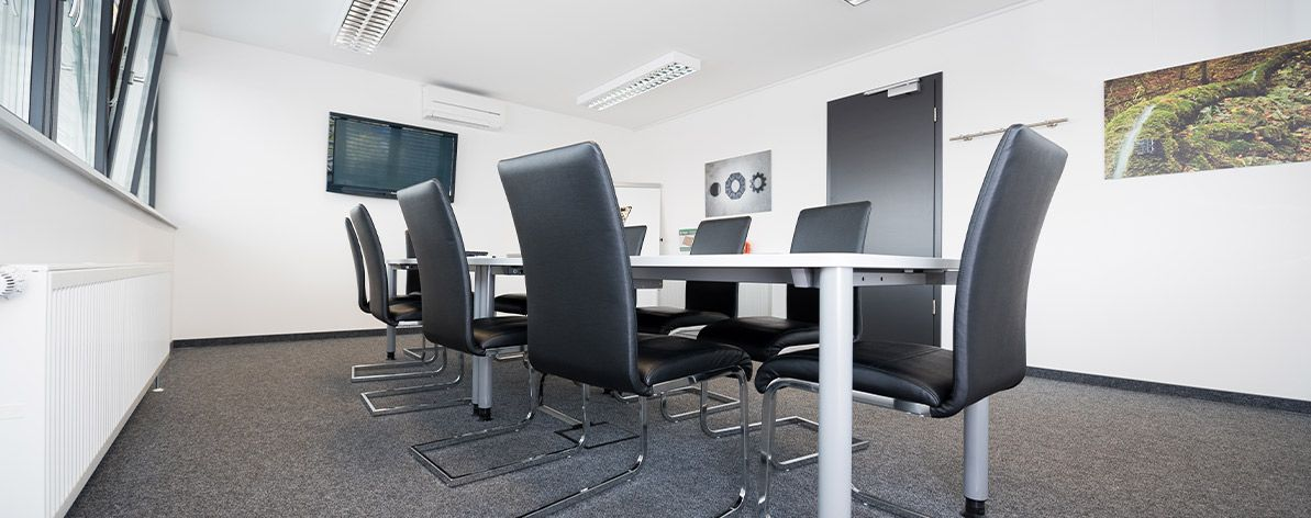 Dauer GmbH Konferenzraum